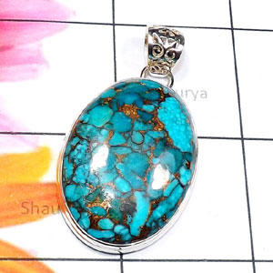 Turquoise Blue copper