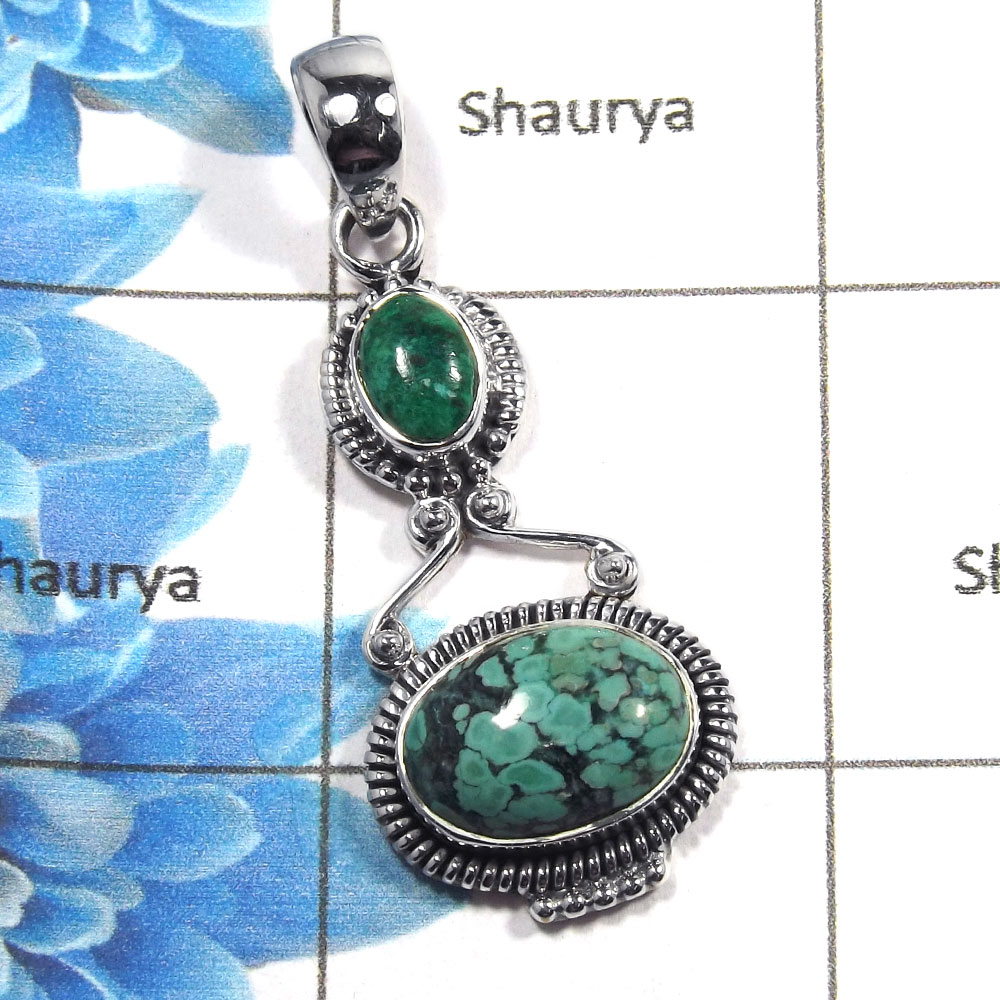Tibet turquoise cab n nsp976 party wear tibet turquoise gemstone tibet turquoise cab n nsp976 party wear tibet turquoise gemstone 925 sterling silver designer pendant aloadofball Image collections