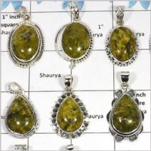 Gemstone Jewelry Lots