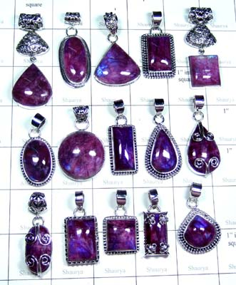 Wholesale free size genuine gemstones pendants from india mozeypictures Gallery